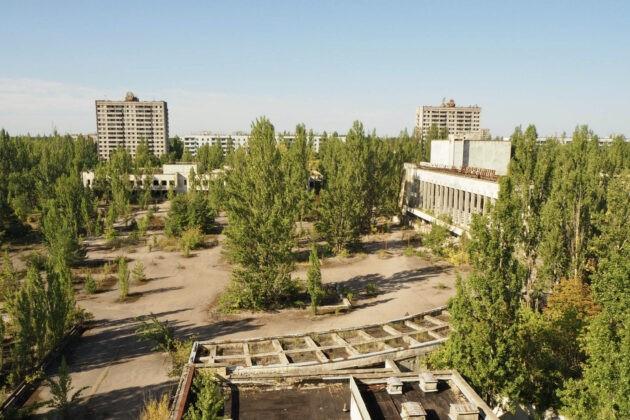 černobyl ukrajina pripjať