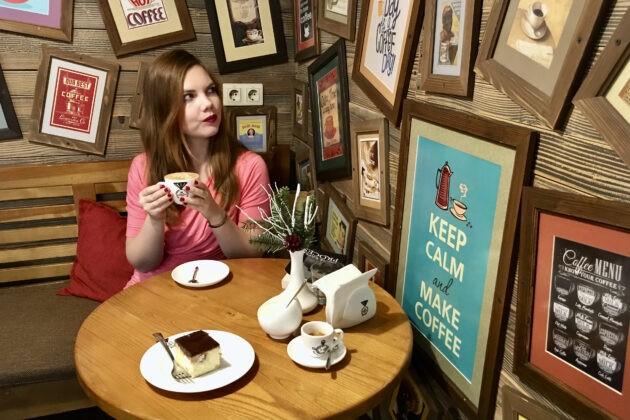 lviv coffee manufacture lvov