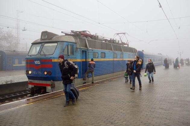 vlak odesa
