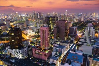 03 Bangkok Vyhlidka