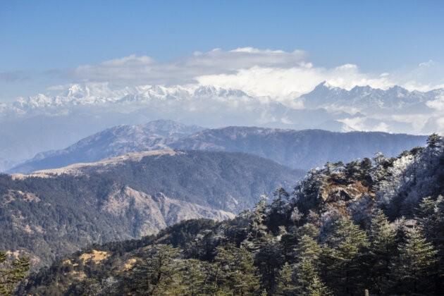 14 Himalaje Vyhled