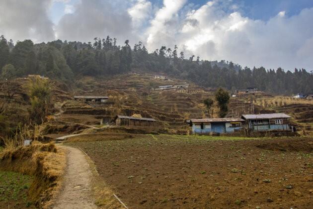 30 Indie Nepal Singalila