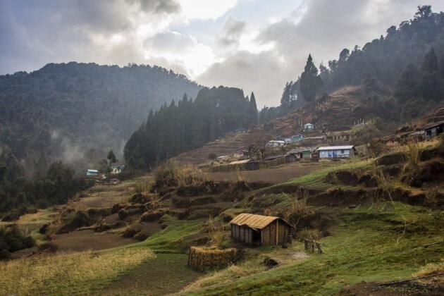 31 Indie Nepal Singalia