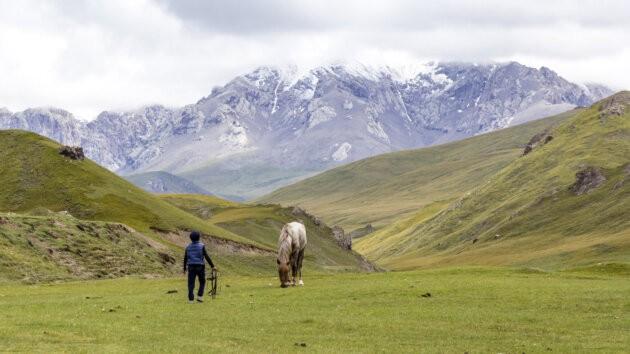 13 Kluk Kone Hory Kyrgyzstan