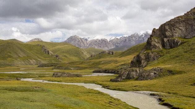 21 Kok Kiya Hory Jih Kyrgyzstan