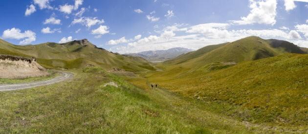 23 Hory Jih Kyrgyzstan