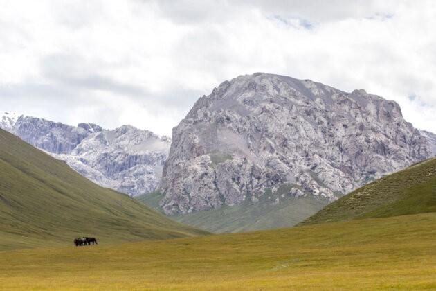 26 Kok Kiya Kyrgyzstan