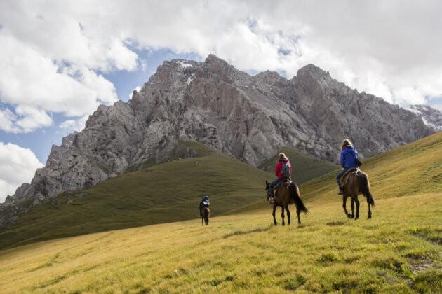 30 Kok Kiya Kyrgyzstan