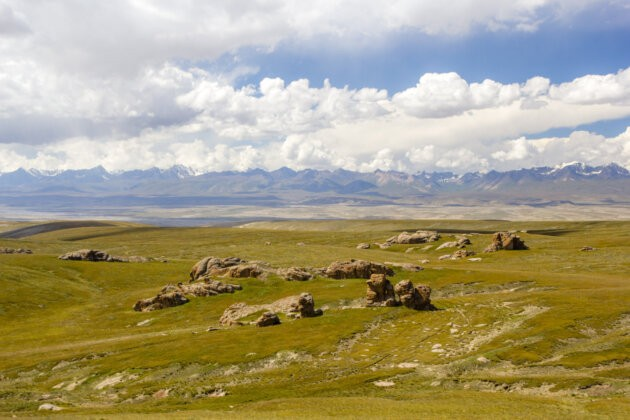 56 Hory Plane Kyrgyzstan