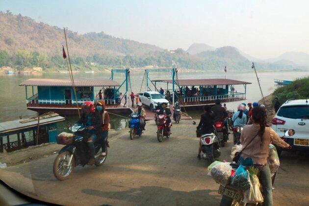 Mekong Luang Prabang Laos