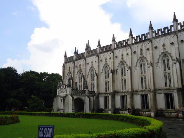 Katedrála Svatého Jakuba Kalkata
