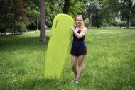 Recenze samonafukovací karimatky Therm-a-Rest Trail Lite Women's: Skvělá volba pro pohodlné a zimomřivé slečny