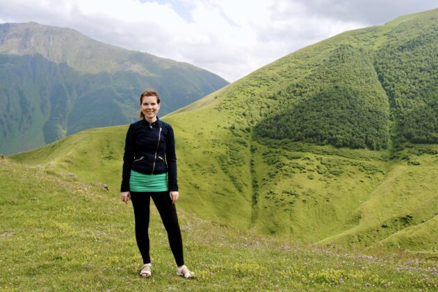 gruzie kazbek