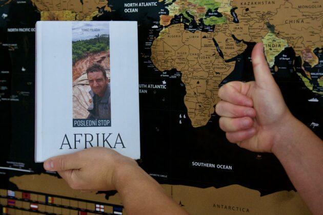 poslední stop afrika