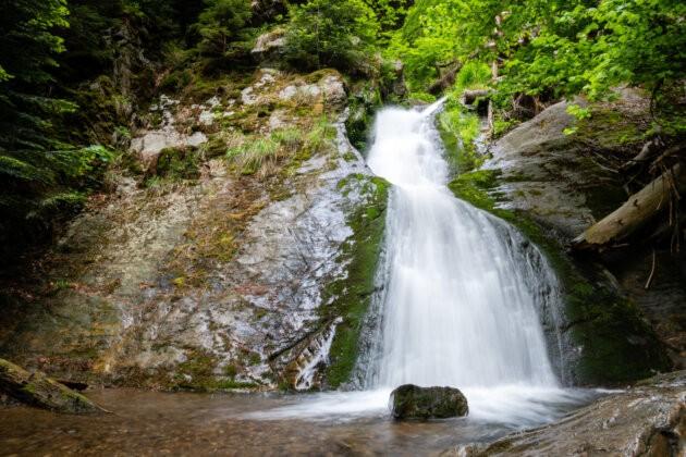 33 Resovske Vodopady