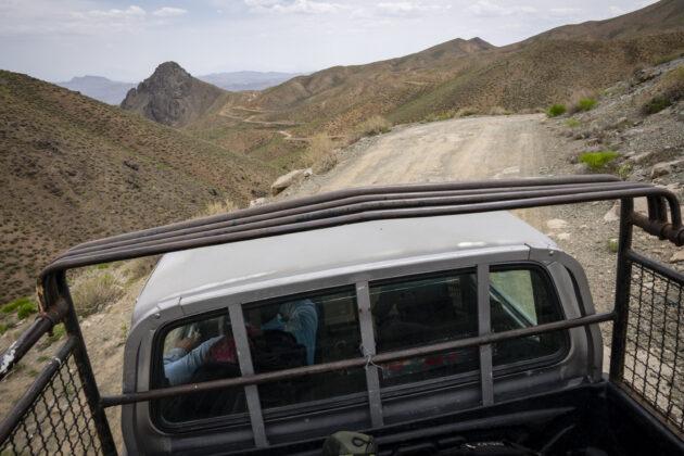 iran nakladak hory stop
