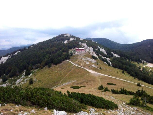 16 Velebit Chorvatsko