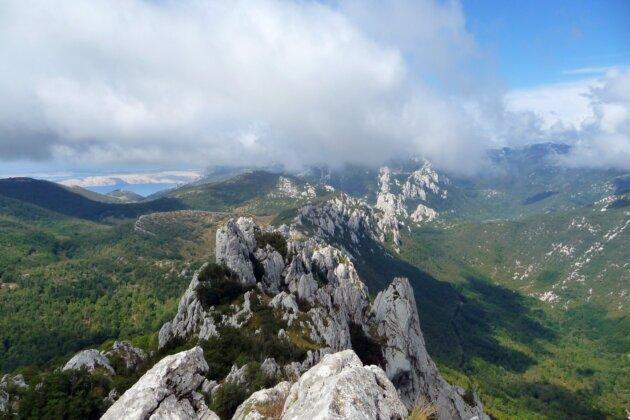 50 Velebit Chorvatsko