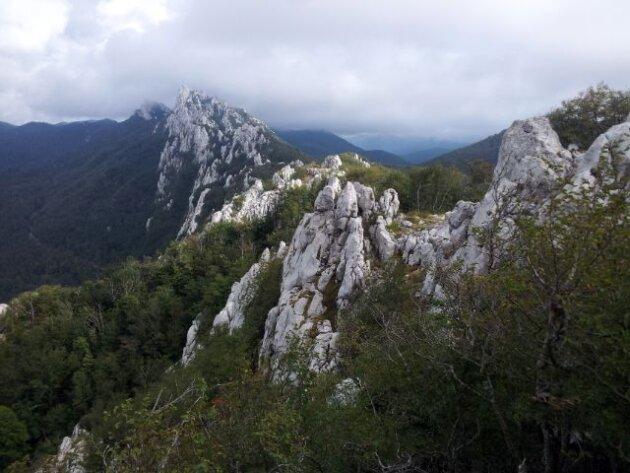 56 Velebit Chorvatsko