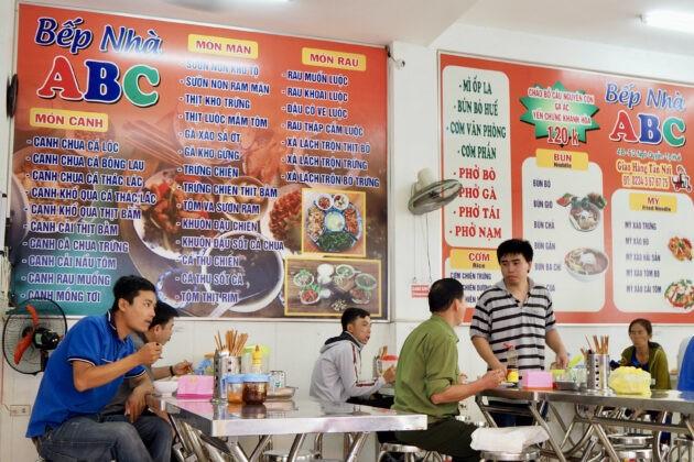 vietnamska restaurace