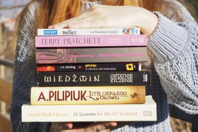 knihy v cizich jazycich
