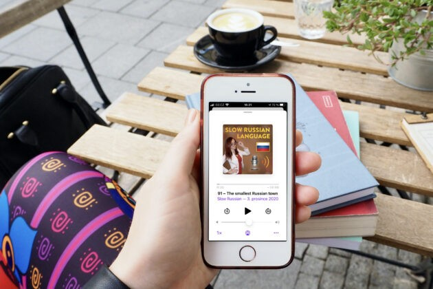 podcast rustina