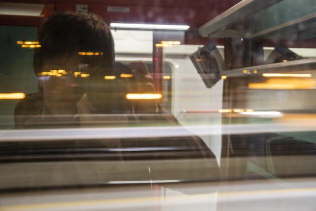 Ve Vlaku Jizda Dsc6540