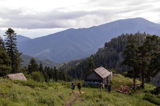 bacovna v horach