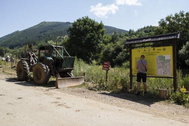 vesnice srbsko