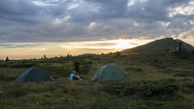 romanticke stanovani hory