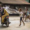 deti Thyngian Songkran Vodni Festival