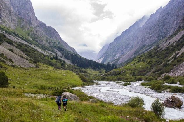 07 Ala Archa Kyrgyzstan