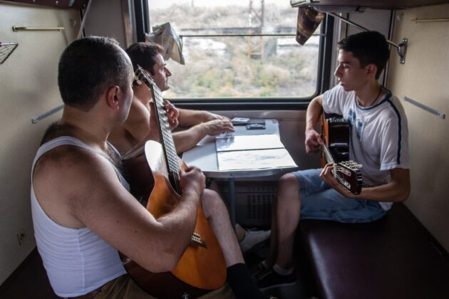 27 Koncert Ve Vlaku