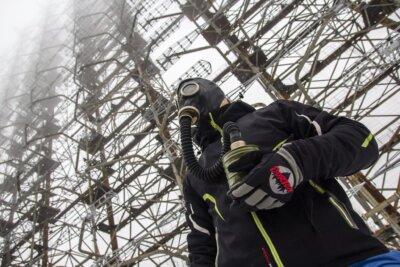 duga radar Cernobyl Ukrajina