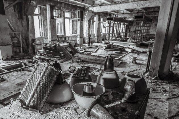 duga velin Cernobyl Ukrajina
