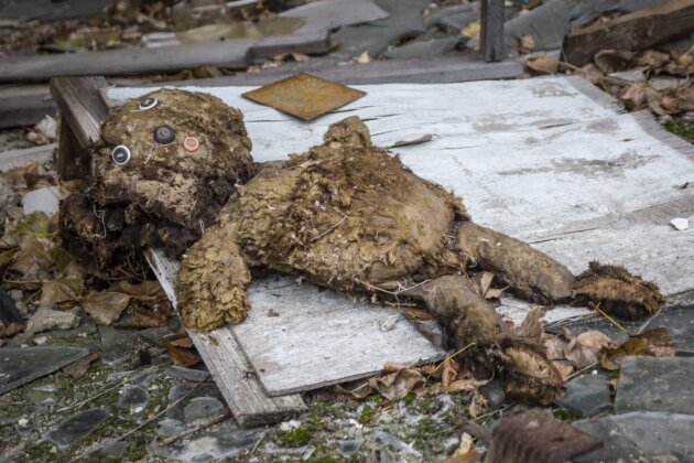 58 Cernobyl Ukrajina