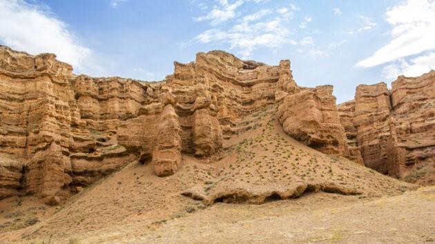 04 Charyn Kazachstan Castles
