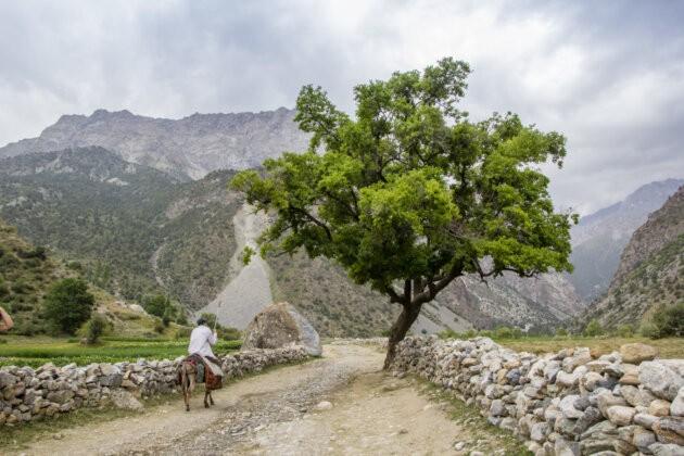 03 Fanske Hory Tadzikistan