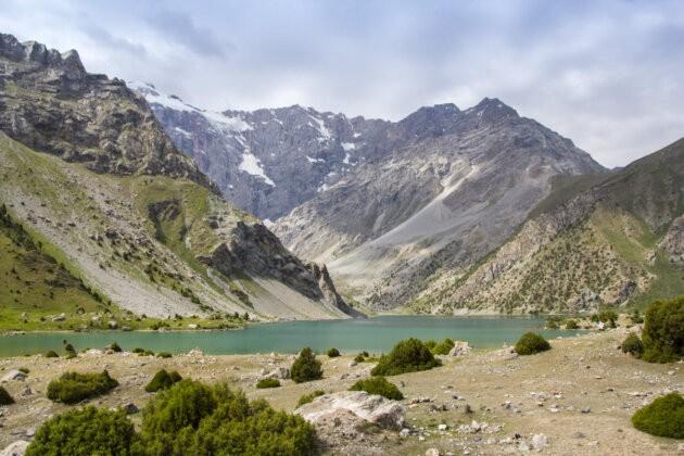 10 Fanske Hory Tadzikistan