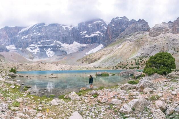 12 Fanske Hory Dushokha Jezero