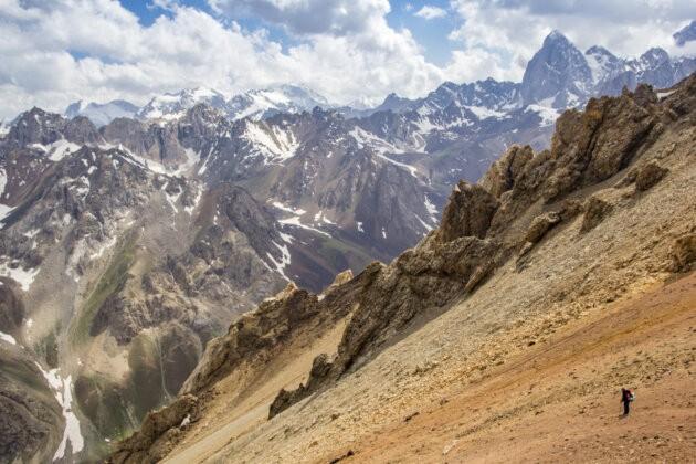 48 Fanske Hory Tadzikistan