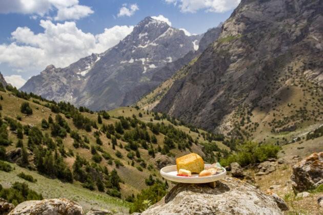 56 Fanske Hory Tadzikistan