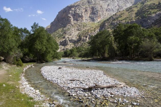 58 Fanske Hory Tadzikistan