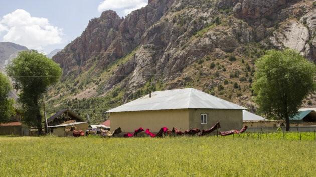 Fanske Hory Tadzikistan