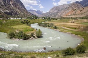 68 Fanske Hory Tadzikistan