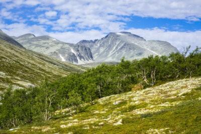 26 Rondane Norsko Rondslottet