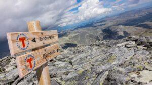 39 Rondane Norsko Rondslottet