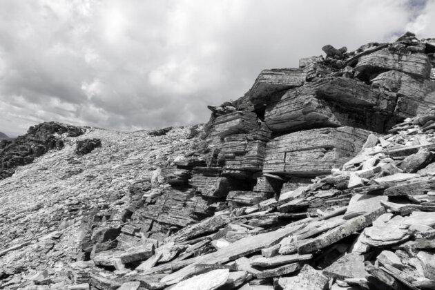 kamenny hreben v rondane