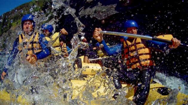 Smarttravel Rafting Sjoa Norsko