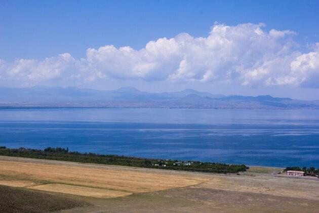 Sevan Jezero Armenie